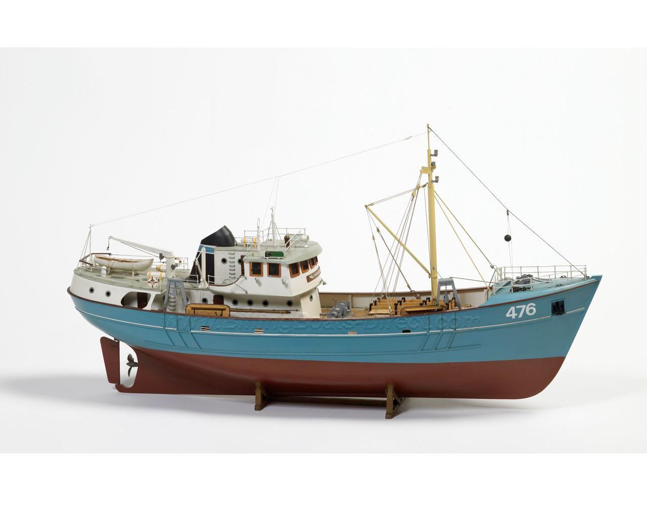 Nordkap Model Boat Kit - Billing Boats(B476)