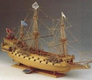 La Couronne Model Ship Kit Corel (SM17)