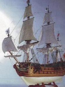 Wappen Von Hamburg  Model Ship Kit Corel (SM28)
