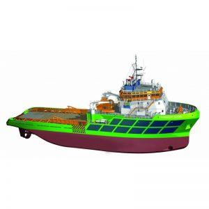 Fairmount Alpine Model Boat Kit - Billing Boats (B506)