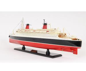 Standard Range Ship Models
