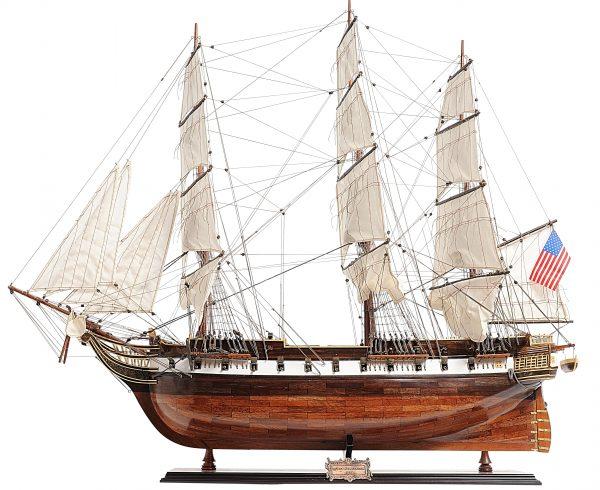 USS Constellation Ship Model (Standard Range) - Authentic Models (AS159)
