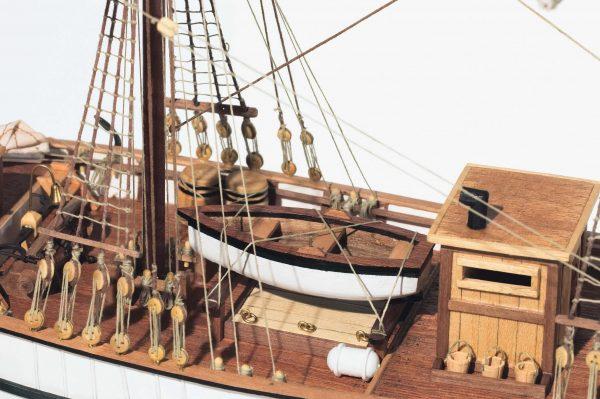 Aurora Brig Wooden Model Ship Kit - Occre (13001)