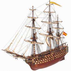 Santisima Trinidad Ship Model Kit - Occre (15800)