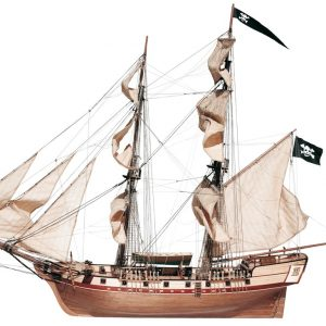 Corsair Brig Wooden Model Ship Kit - Occre (13600)