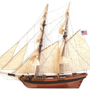 Dos Amigos Schooner Ship Model Kit - Occre (13003)