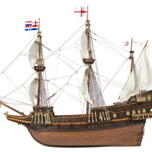 Golden Hind Wooden Model Ship Kit - Occre (12003)