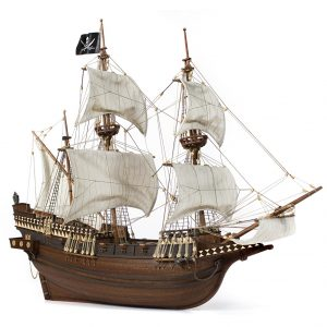 Buccaneer Model Ship Kit - Occre (12002)