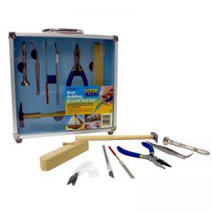 12 Piece Boat Building & Craft Tool Set (PTK1012)