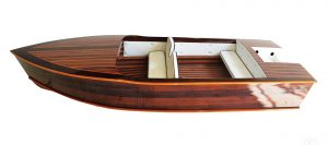 Chris Craft Design Boat 14 Feet Ship Model