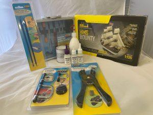 HMS Bounty All-In-One Beginner Kit (MM01SET)