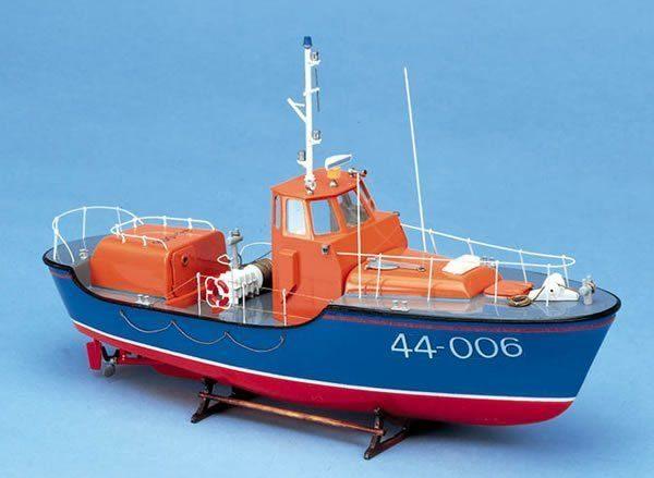 RNLI Waveny Lifeboat Boat Kit - Billing Boats (B101)