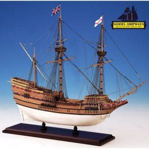 Mayflower 1620 Model Boat Kit - Model Shipways (MS2020)