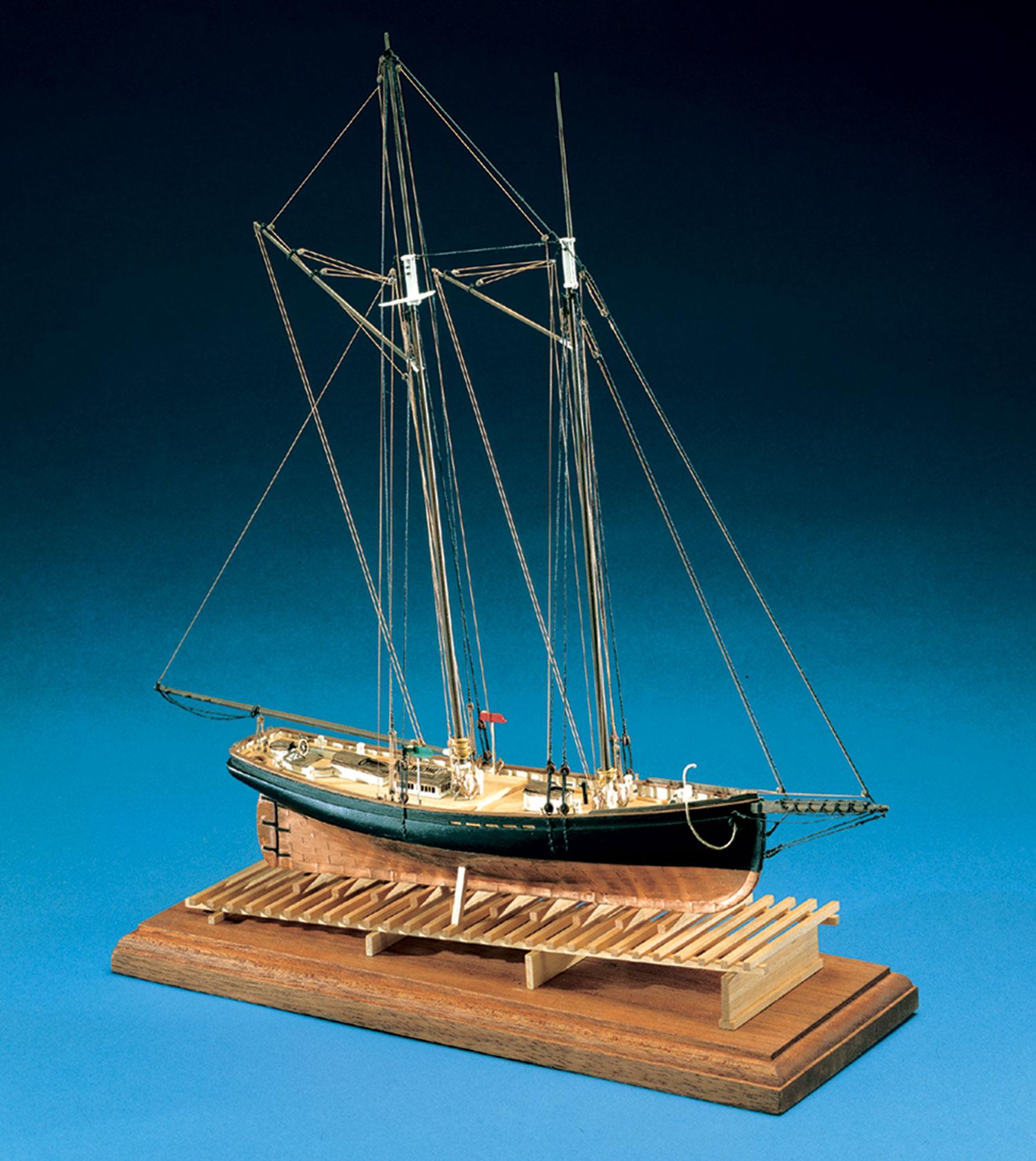 All-In-One Phantom New York Pilot Boat - Model Shipways (MS2027)
