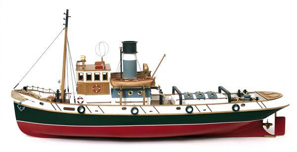 Ulises RC Model Boat Kit – Occre (61001)