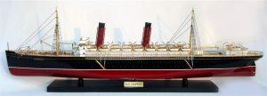 RMS Campania Wooden Model Ship – GN (CS0070P)