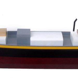 Golden Oil Tintin Model Ship - GN (FB0061P)
