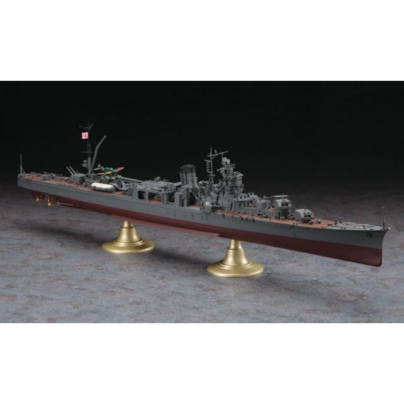 1:350 IJN Light Cruiser Yahagi Operation Tenichi 1945