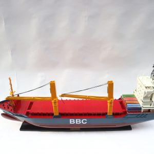 BBC Break Bulk Model Ship – GN (TK0012P)