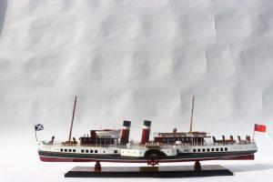 Waverley Model Boat – GN (CS0057P)