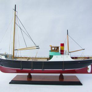 La Toison D'or Tintin Model Ship - GN (FB0076P-60)