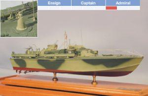 80' Elco PT Boat Model Kit - BlueJacket (K1005)