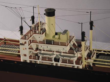 Victory Ship Model Kit - BlueJacket (K1008)