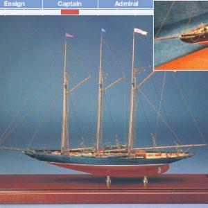 Atlantic Model Ship Kit - BlueJacket (K1010)