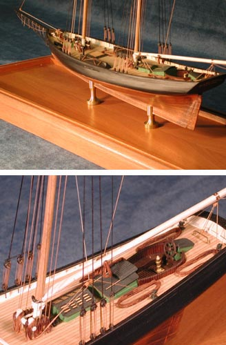 Mary Taylor Model Boat Kit - BlueJacket (K1014)