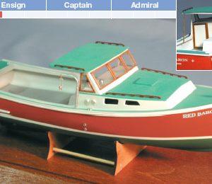 Red Baron Model Ship Kit - BlueJacket (K1023)