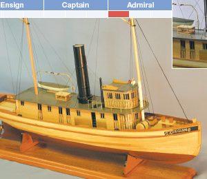 Seguin Ship Model Kit - BlueJacket (KLW108)