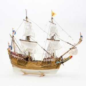 Duyfken (Oak) Model Ship Kit - Kolderstok (KOL3)