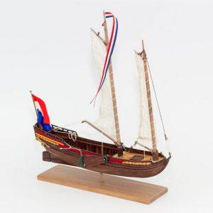 Speel-jaght Model Boat Kit - Kolderstok (KOL8)