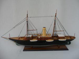 Corsair II Wooden Model Ship – GN (CS0021P)
