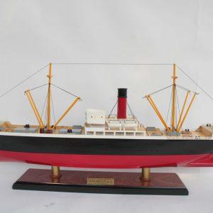 Karaboudjan Tintin Ship Model – GN (FB0062P)