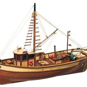 Palamos Fishing Model Boat Kit - Occre (12000)