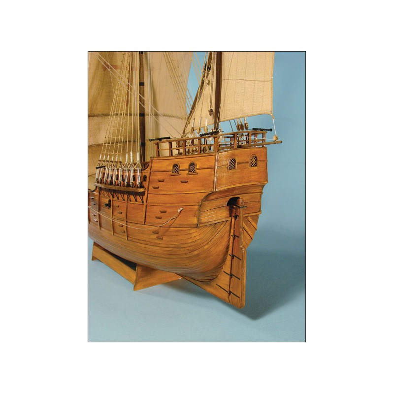 Le Coureur 1776 Model Ship Kit - Shipyard (ZL002)