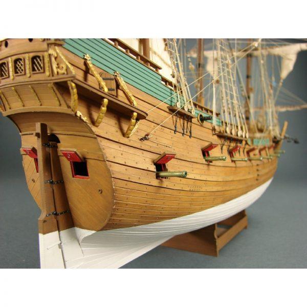 Berbice 1780 Ship Model Kit - Shipyard (ZL004)