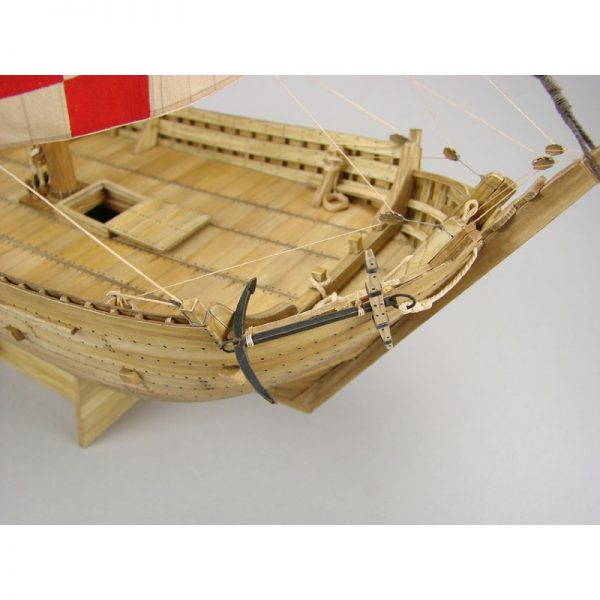HMS Wolf 1754 Ship Model Kit - Shipyard (ZL029)